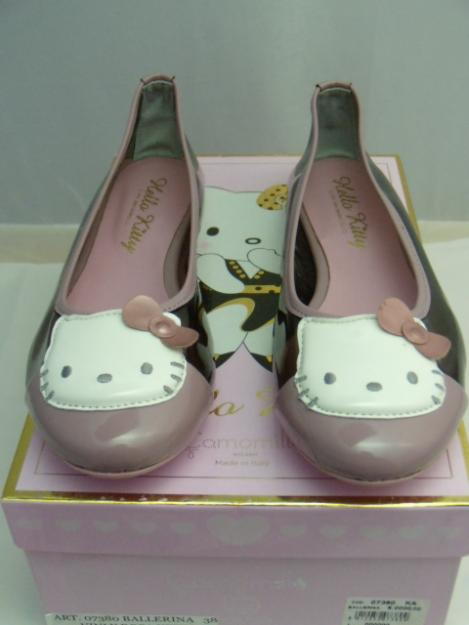 ballerine hello kitty