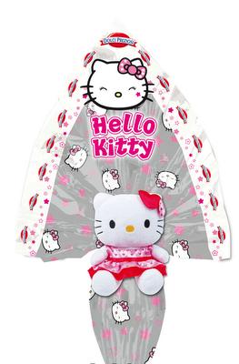 ACCESSORI HELLO KITTY: UOVO DI PASQUA HELLO KITTY