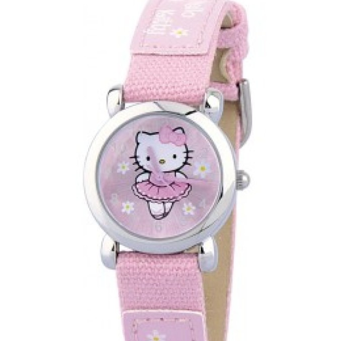 orologio hello kitty tutu jeans