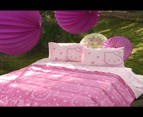 arredamento negozio hello kitty bagnetto hello kitty sala hello kitty