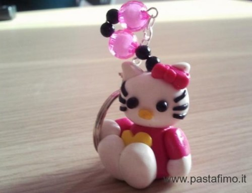 portachiavi hello kitty fim