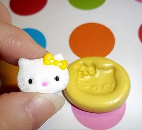 stampino fimo hello kitty
