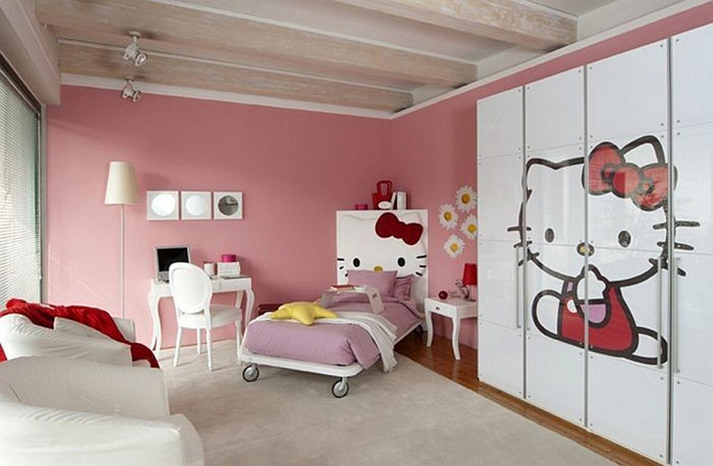 Lenzuola Di Hello Kitty.Complementi Arredo Hello Kitty