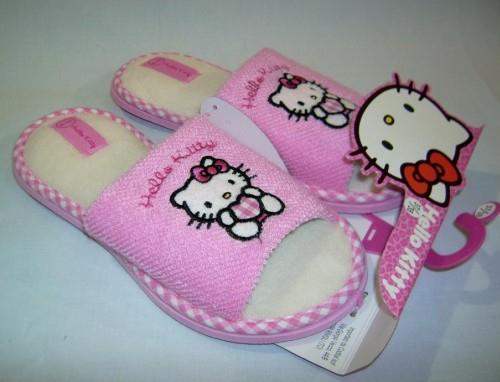 pantofole Hello Kitty donna aperte