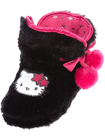 pantofole alte morbide Hello Kitty