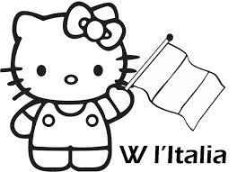 Disegni Da Colorare Hello Kitty