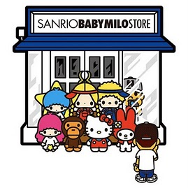 hello kitty amici